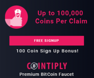 Cointiply-free-bitcoin-faucet-games-mining