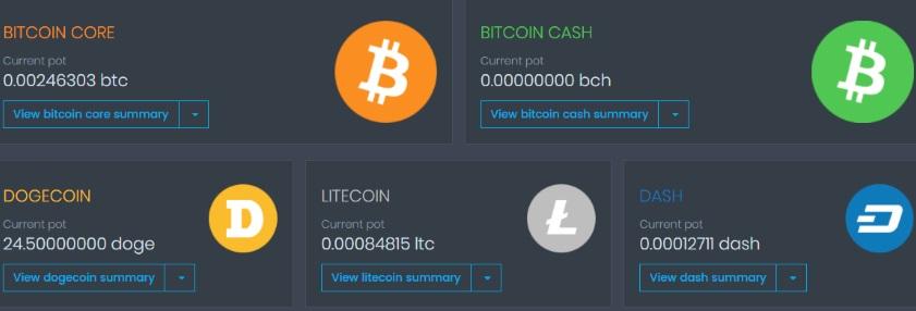 coinpot bitcoin cash geriausi dvejetainio parinkties svetainės forumas