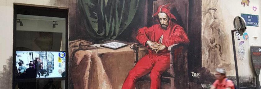 Pascal Boyart Red Jester Freecoyn.com