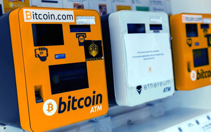 Bitcoin ATM freecoyn