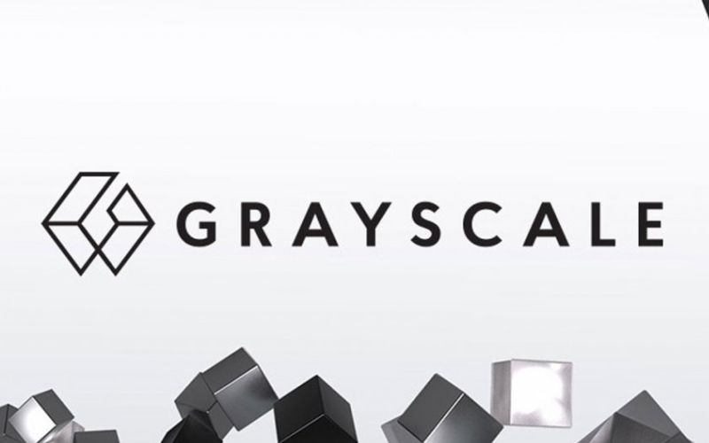 Grayscale Investments logo freecoyn