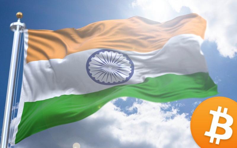 India flag Bitcoins freecoyn